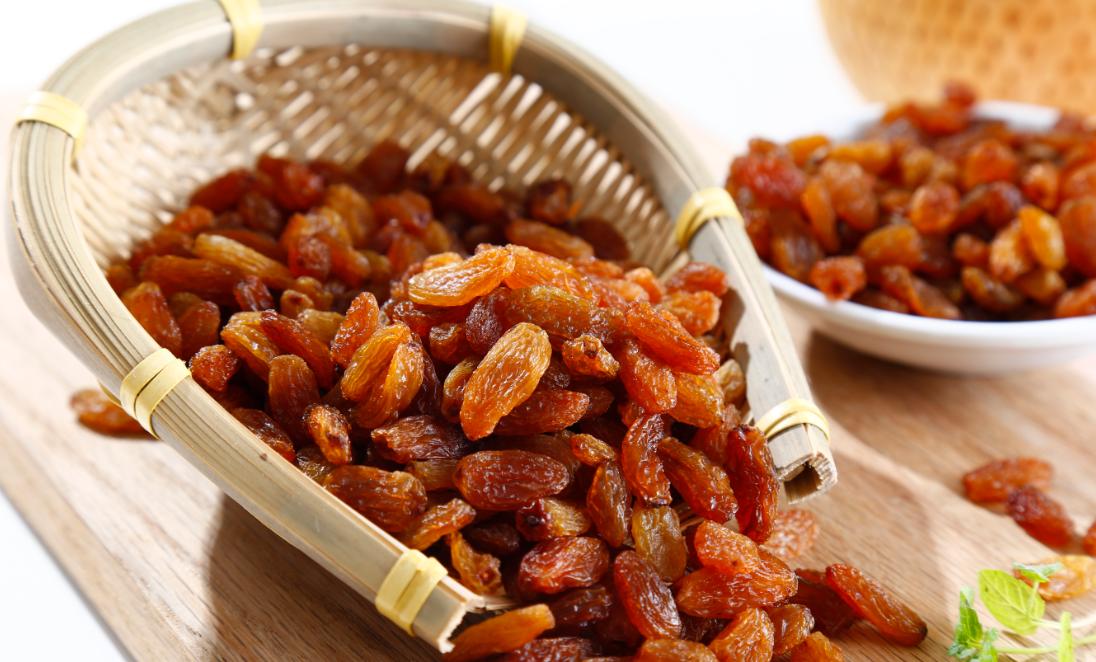Xinjiang red raisin sales